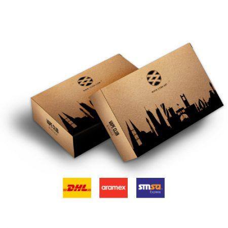 Vape Club Box Shipping الشحن